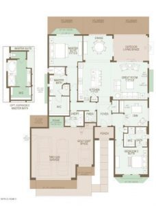 Pebblecreek floor plans